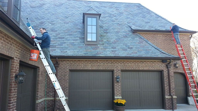 Gutter Cleaning New Albany