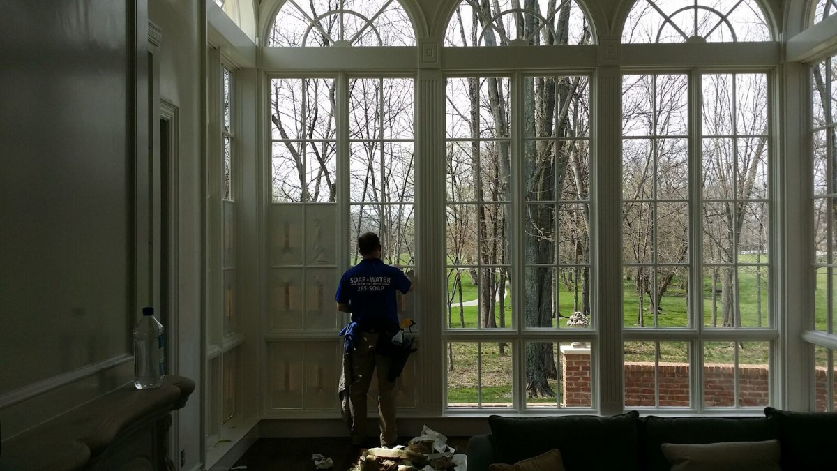 Window Cleaning Westerville